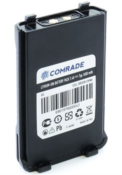 Аккумулятор Comrade R3 - фото 10608