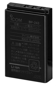 Аккумулятор  Icom BP-243 - фото 10629
