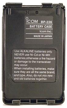 Аккумулятор  Icom BP-244 - фото 10630