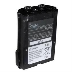 Аккумулятор Icom BP-245N - фото 10642