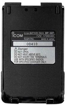 Аккумулятор на рацию Icom BP-227 - фото 10654