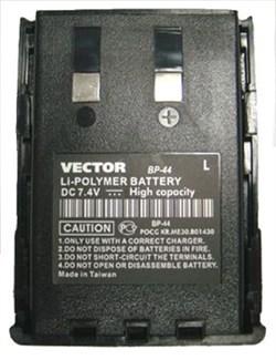 Аккумулятор  Vector BP-44L - фото 10677
