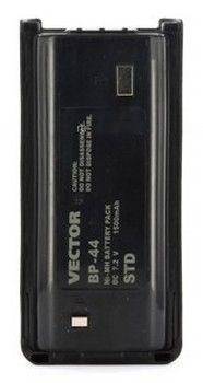 Аккумулятор Vector BP-44 Std - фото 10684