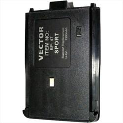 Аккумулятор Vector BP-47 Sport - фото 10687