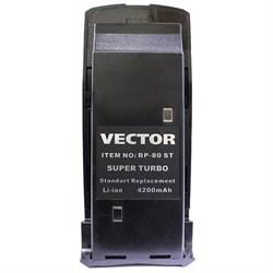 Аккумулятор VECTOR BP-80 (ST) - фото 10688