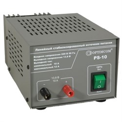 Блок питания Optim PS-10 - фото 10757