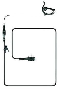 Гарнитура Motorola MH-101A4B - фото 10841