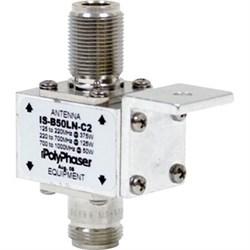 Грозоразрядник PolyPhaser IS-B50LN-C2 - фото 11514