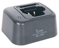 Зарядное устройство Icom BC-119+AD-106 - фото 11663