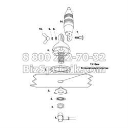 Автомобильная антенна Optim CB-9+ - фото 16949