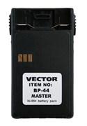 Аккумулятор  Vector BP-44 Master